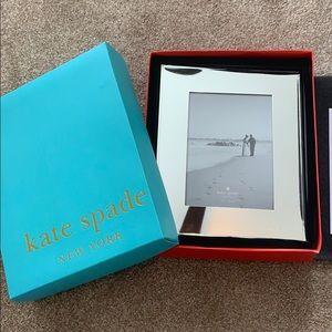 Kate Spade Lenox Mr & Mrs album